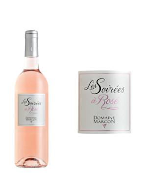 SOIREE A ROSE - Domaine Marcon>