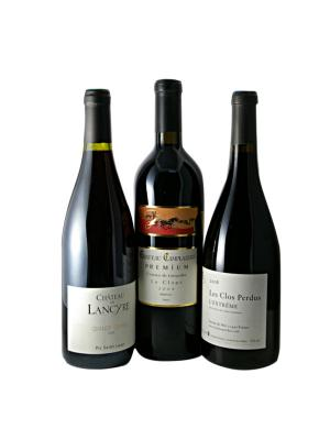 vin grands vins du languedoc coffret 3 vin languedoc roussillon. Black Bedroom Furniture Sets. Home Design Ideas