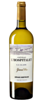 CHATEAU L'HOSPITALET BLANC - GRAND VIN