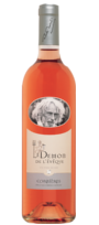 DEMON DE L'EVEQUE Rosé