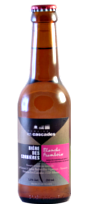 BIERE BLANCHE FRAMBOISE 25CL